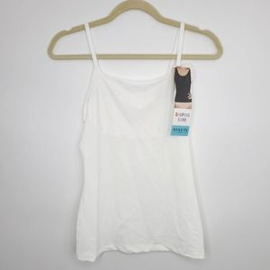 Assets By Spanx Shaping Cami White Size Large